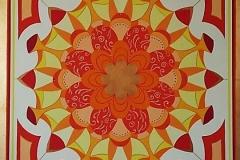 Indische Blume